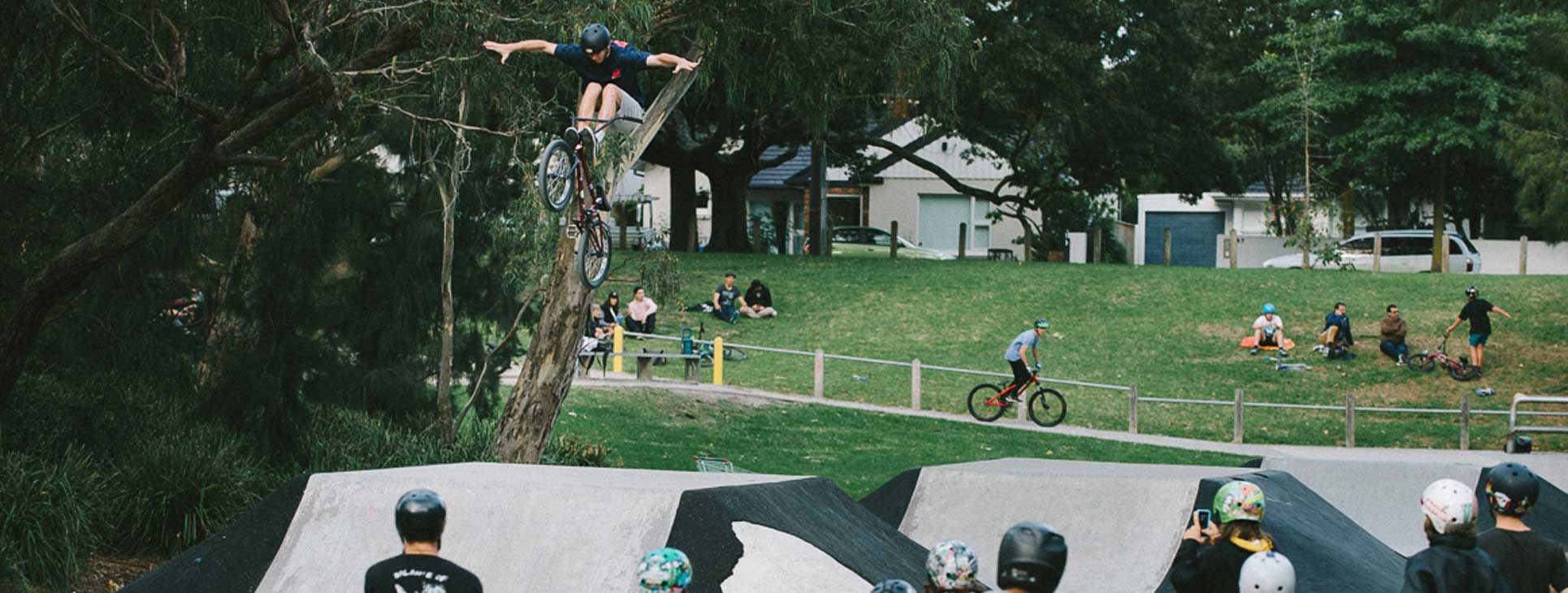 Buying BMX in Melbourne