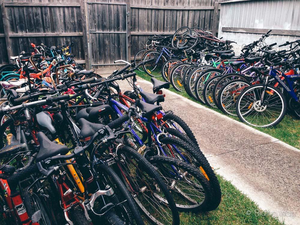 bike repairs melbourne